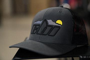 c339e68c CBI Large Logo Snapback Hat