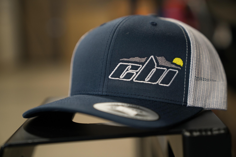 b0d68851 CBI Horizontal Logo Snapback Hat