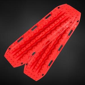 MAXTRAX MKll FJ Red