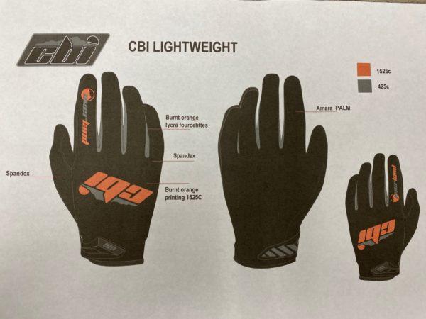 CBI scout glove