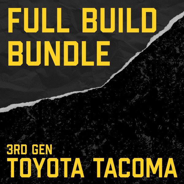 3rd Gen Toyota Tacoma Full Build Bundle