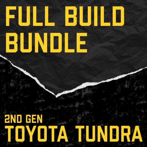 2nd Gen Toyota Tundra Full Build Bundle