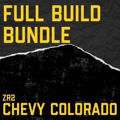 Chevy Colorado ZR2 Full Build Bundle