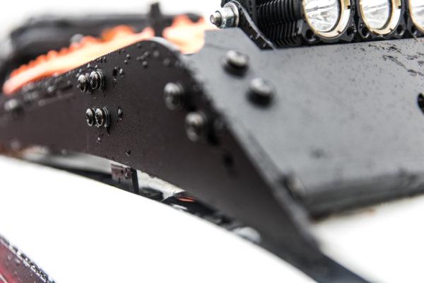 prinsu roof rack detail