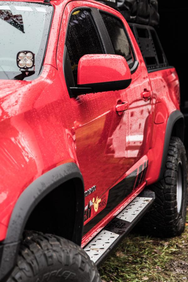 Chevy Colorado ZR2/Z71 Side Steps ZR1