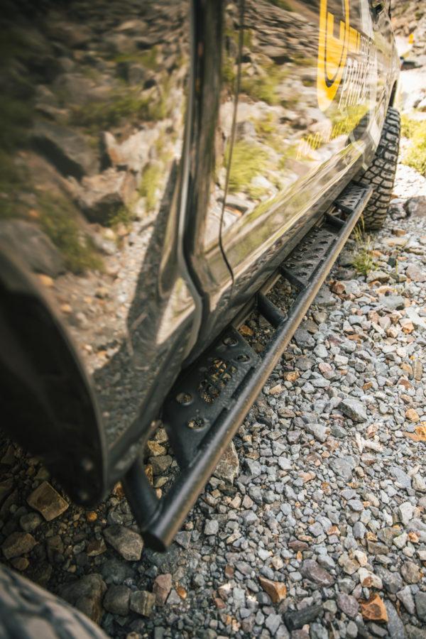 2nd Gen Toyota Tundra Rock Sliders