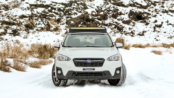2nd Gen Subaru Crosstrek Roof Rack | 2018-Current