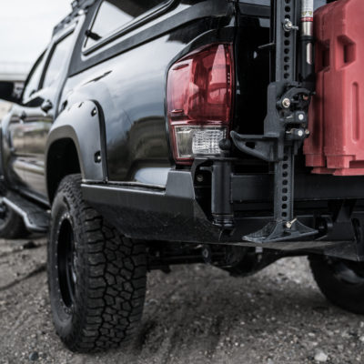 3rd Gen Toyota Tacoma High Clearance Rear Bumper | 2016-Current