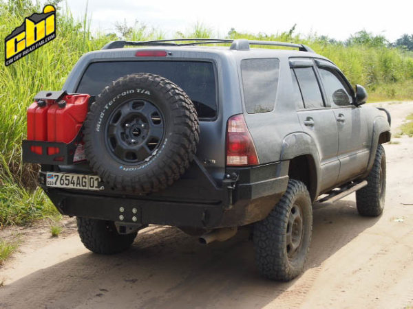4th Gen Toyota 4Runner Rear Bumper | 2003-2009