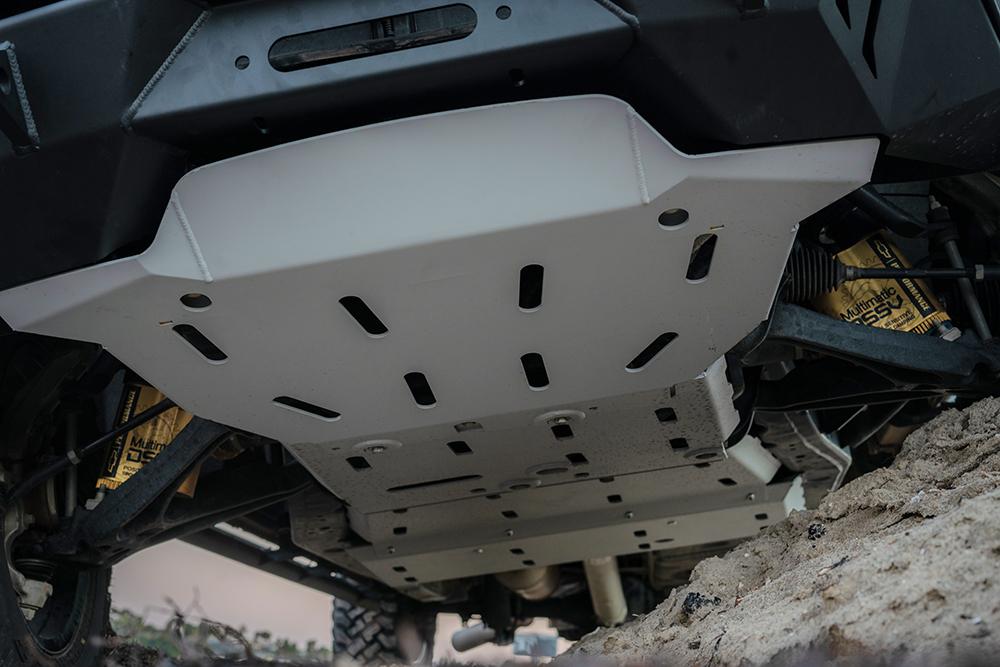 Chevy Colorado Accessories >> Colorado – ZR2/Z71 Overland Skid plates - CBI Offroad Fab