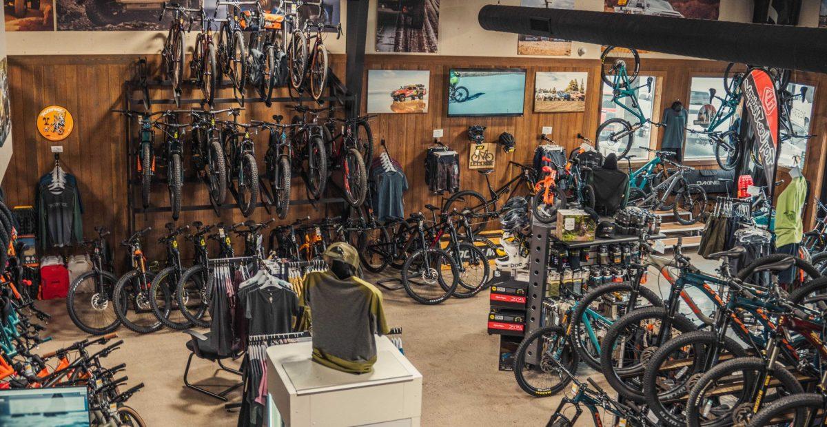 bikes shop